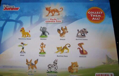 THE LION GUARD collection mini figure-series 3-choisissez personnage