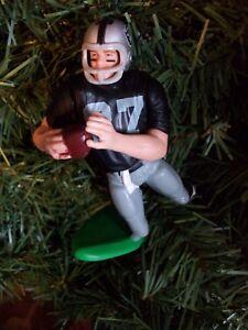 Oakland Raiders Christmas Ornaments.Details About Dave Casper La Oakland Raiders Christmas Tree Ornament Nfl Football Xmas Gift
