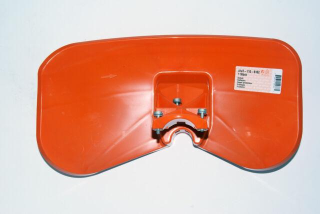 Genuino Sihl Desbrozadora Protector para Trituradora Hoja para FS 260RC Pn