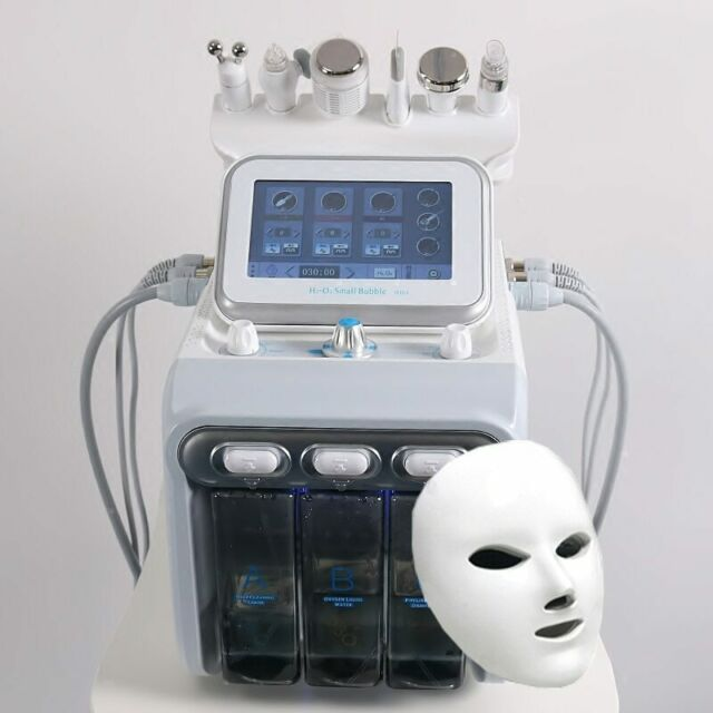 7in1 Spa Hydra Water Facial Cleaner Aqua Peel Hydro Dermabrasion