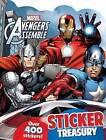 Marvel Avengers Assemble Sticker Treasury by Parragon (Paperback, 2015)