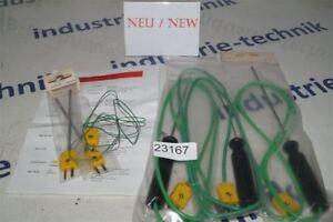 Beckmann-Egle-MD3099-6-tlg-Nicr-Ni-Fuhlerset-Lot-Complet