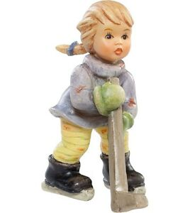 M I Hummel Season's Best 827966 Miniature Figurine NIB 2143/A NEW IN BOX