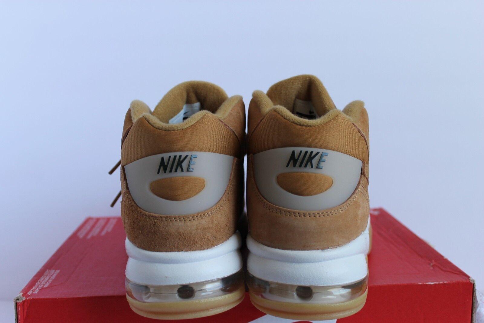 Nike air force max premium premium premium n flachs phantom kaugummi barkley sz. 31131f