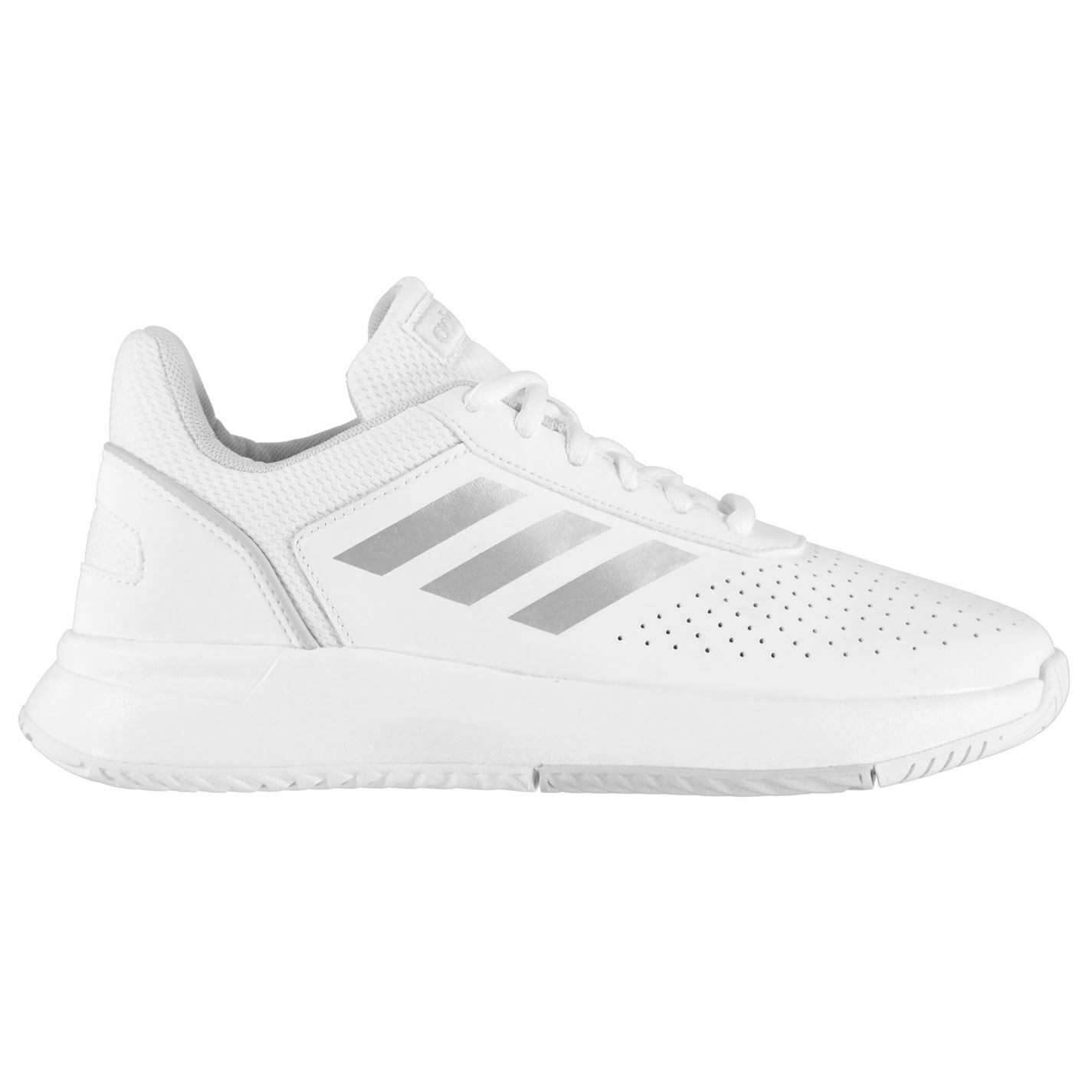 Adidas Damen Courtsmash Tennis Schuhe Turnschuhe Turnschuhe