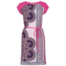 Oasis Asymmetric paisley print dress 14