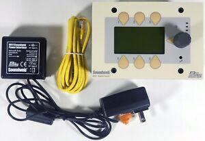 BSS-Soundweb-9010-Telecommande-amp-9011-Power-Interface-4-SW-9088-9088iis-Beige