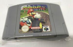 Mario Kart 64 PAL/EUR para la Nintendo 64! nuevo!