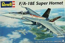 Revell 1:48 F/A-18 E Super Hornet Plastic Aircraft Model Kit #5519U