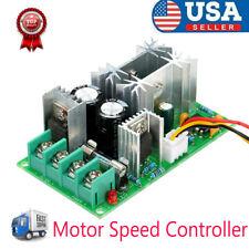 Dc 9 60v Max 20a Pwm Motor Speed Controller Pwm 12v 24v 36v 48v 20a Adjustable
