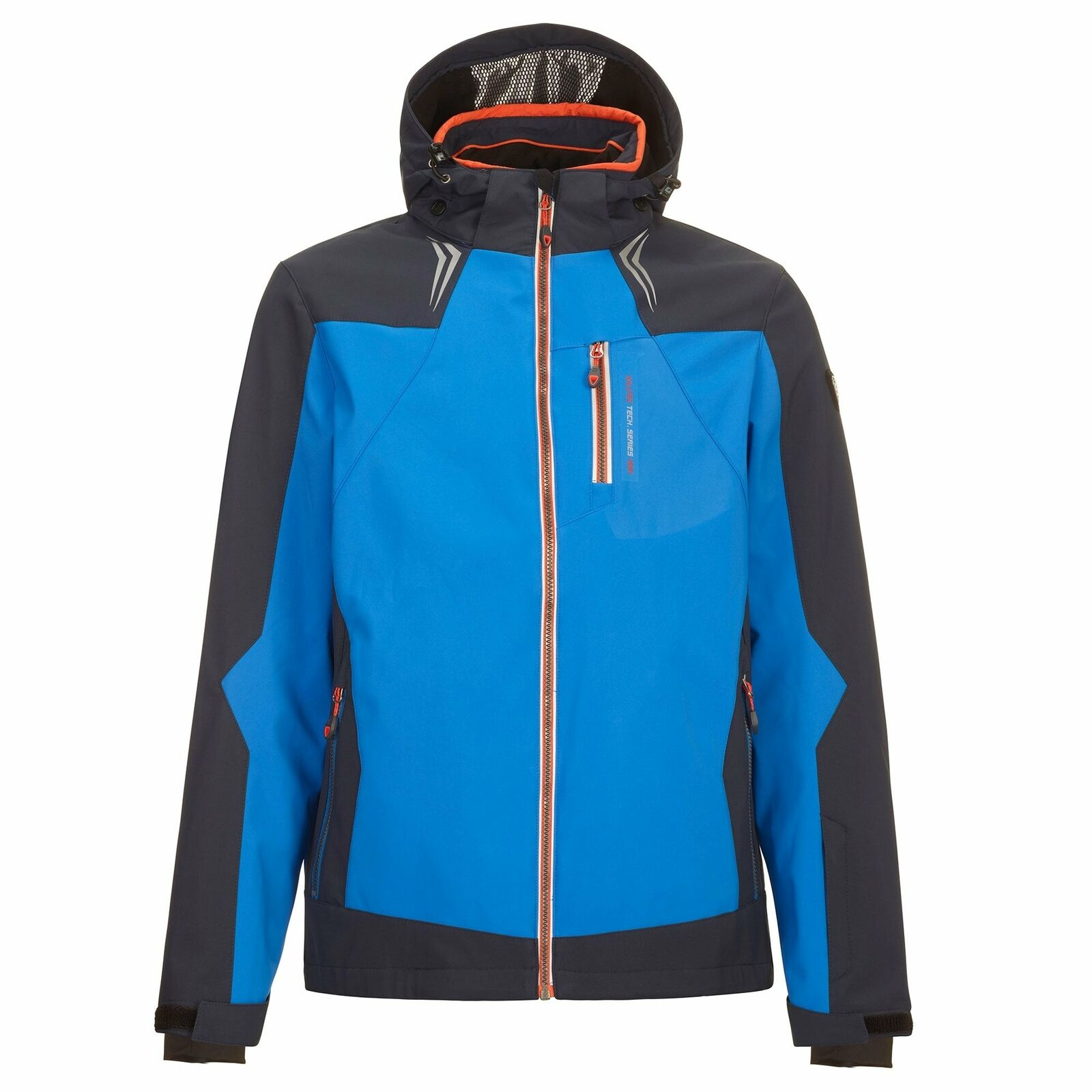 Killtec Kolian Softshell Ski Jacket - Blau Navy