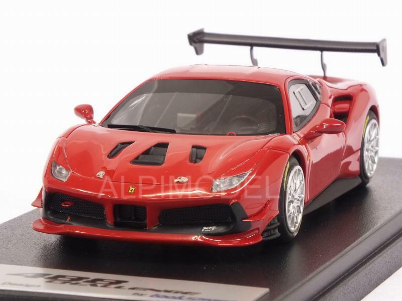 Ferrari 488 Challenge red Corsa 1 43 LOOKSMART LS476B
