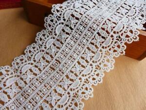 Vintage Cotton Lace Trim 1 Wide