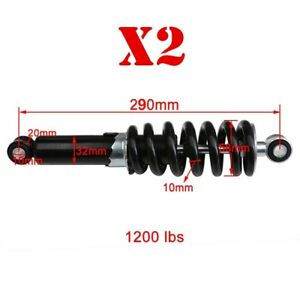 2X-290mm-Rear-Shock-50-70cc-90cc-110cc-125cc-Dirt-Bike-Pit-Bike-Motorcycle-11-4-039