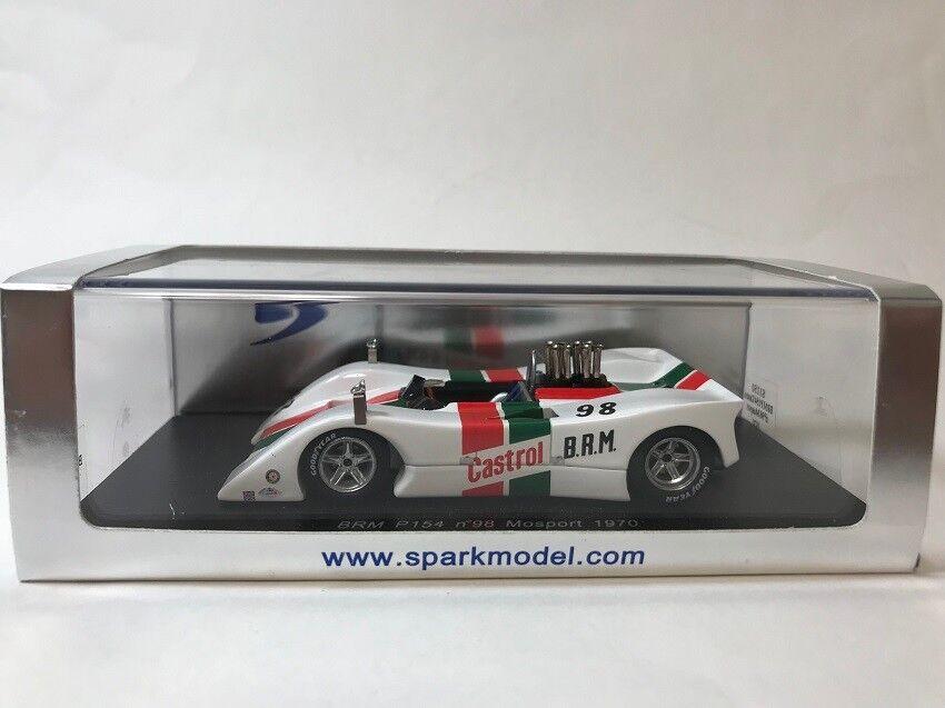 Spark 1 43 BRM P154  98 Mosport 1970 S1150