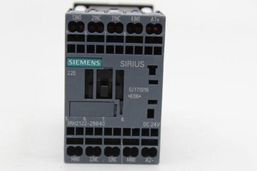 Siemens Schütz 3RH2122-2BB40 Hilfsschütz AC-15 10A 230 V  A