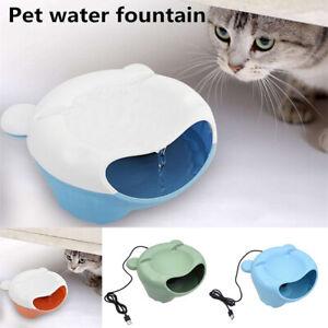 Ee-Cw-Auto-Mascota-Perro-Gato-Agua-Potable-Fuente-Dispensador-de-Bebedero