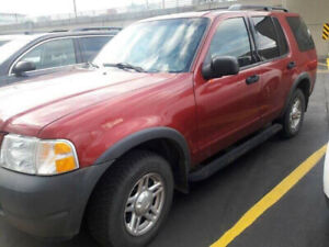 2003 Ford Explorer-255xxx- $3000
