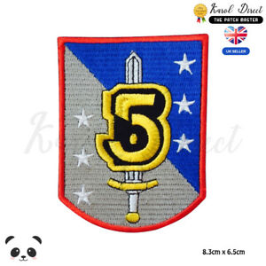 Babylon-5-Embroidered-Iron-On-Sew-On-Patch-Badge-For-Clothes-etc