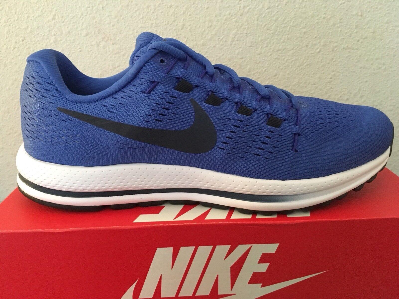 nike 12 air zoom vomero chaussures bleu noir de 12 nike hommes 863762 407 taille 10, 10,5 8471c2