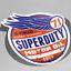 Superduty Motor Oil Vinyl Sticker Decal Window Car Van Bike 3450