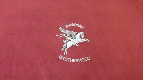 PARACHUTE REGIMENT AIRBORNE BROTHERHOOD POLO SHIRT