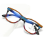 Multifocal-Progressive-Reading-Glasses-Wood-Grain-Retro-New-Readers-1-0-3-5-Man miniature 5