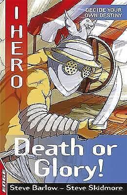 1 of 1 - Death or Glory by Steve Skidmore, Steve Barlow 9780749676643-G027