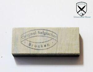 no 4 belgischer brocken schleifstein messer sch rfen ebay. Black Bedroom Furniture Sets. Home Design Ideas