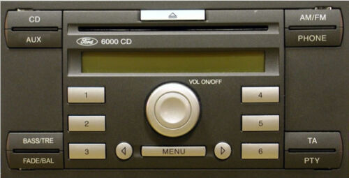 CTAFD 1A2DP Ford Mondeo A2DP Adaptador Bluetooth streaming de música iPhone 7 Coche Aux