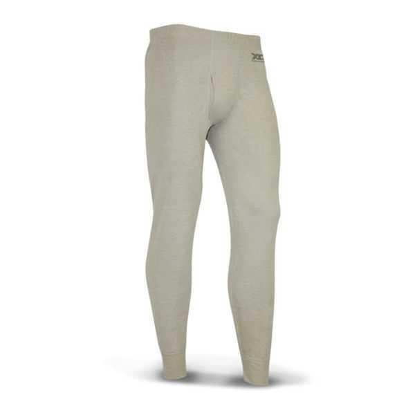 XGO Mens Fire retardant Pant Desert Sand base layer leggings with AG47