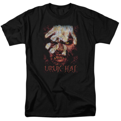 Lord of the Rings Uruk Hai T-Shirt Sizes S-3X NEW