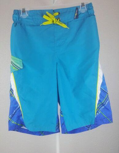 Boys Trunks Nero Blu 8 Swim Zeroxposure Verde S qH7Cdqp