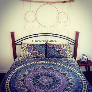 Bohemian Bed Throw Uk