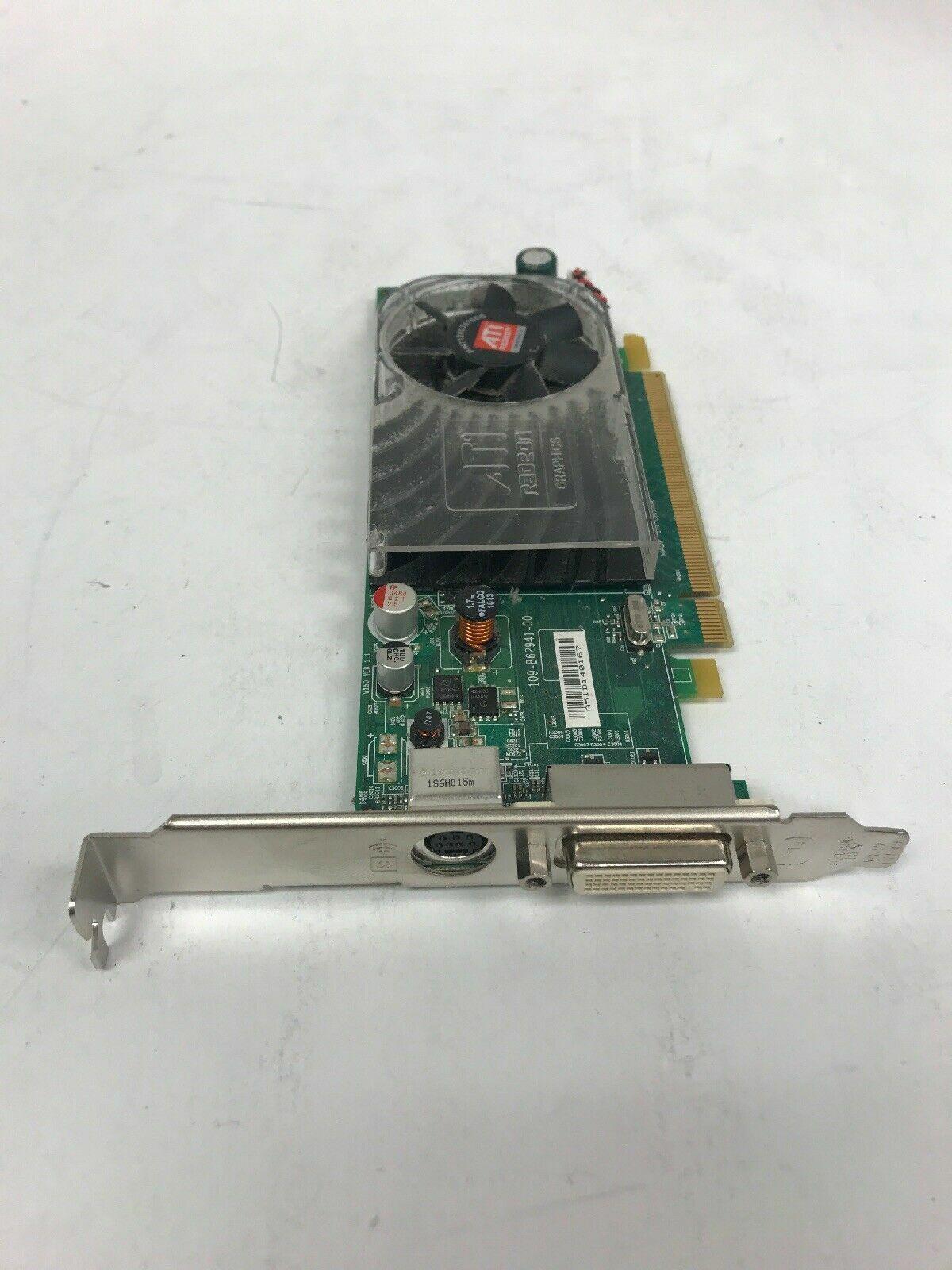 Dell ATI Radeon HD 256MB PCI-e 0X399D Video Card ATI-102-B62902(B) *FREE SHIP*