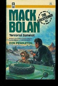 Terrorist Summit (Mack Bolan Executioner Series N... by Marton, Sandra Paperback