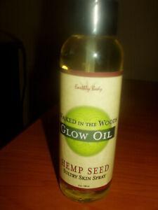Hemp Seed Shower Gel (1 oz, Naked in the Woods)   Shop