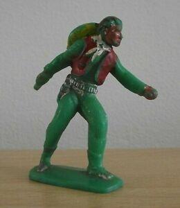 Hilco Figure - Plastic Cowboy Figure - Original item (ODD125)