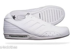 Image is loading Adidas-Mens-Porsche-Design-917-Leather-Trainers-White- f7c4a1104