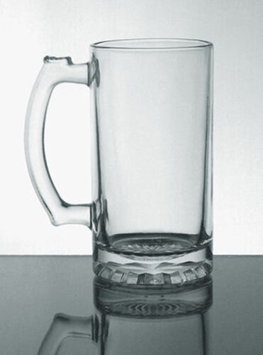 Personalised Engraved Glass Tankard Retirement Gift In Silk Lined Gift Box LH
