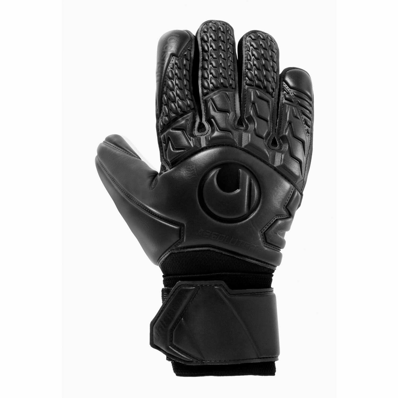 Uhlsport Herren Torwart Handschuh Comfort Absolutgrip HN 101109201 schwarz