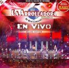 En Vivo DeSde el Coloso de Reforma [CD/DVD] [Deluxe] by La Arrolladora Banda el Lim¢n de Ren' Camacho (CD, Jun-2014, 2 Discs, Disa)