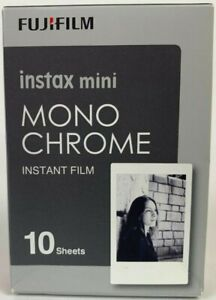 Fujifilm-Instax-Mini-Monochrome-Film-10-Exposures-free-ship-NIB-EXP-2-20