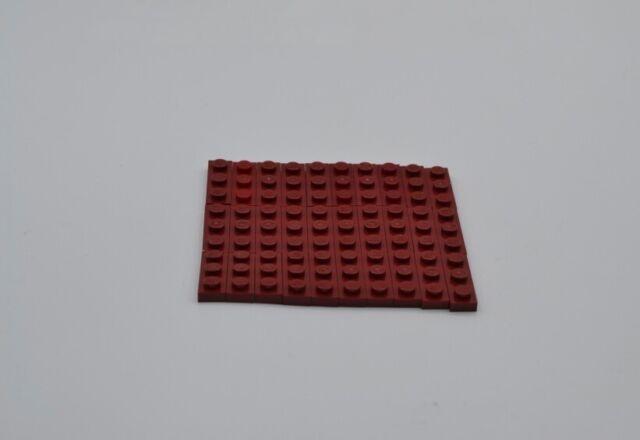 LEGO 30 x Basisplatte dunkelrot Dark Red Basic Plate 1x3 3623 4539076