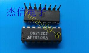 5pcs DG212CJ DG212 DIP16 new