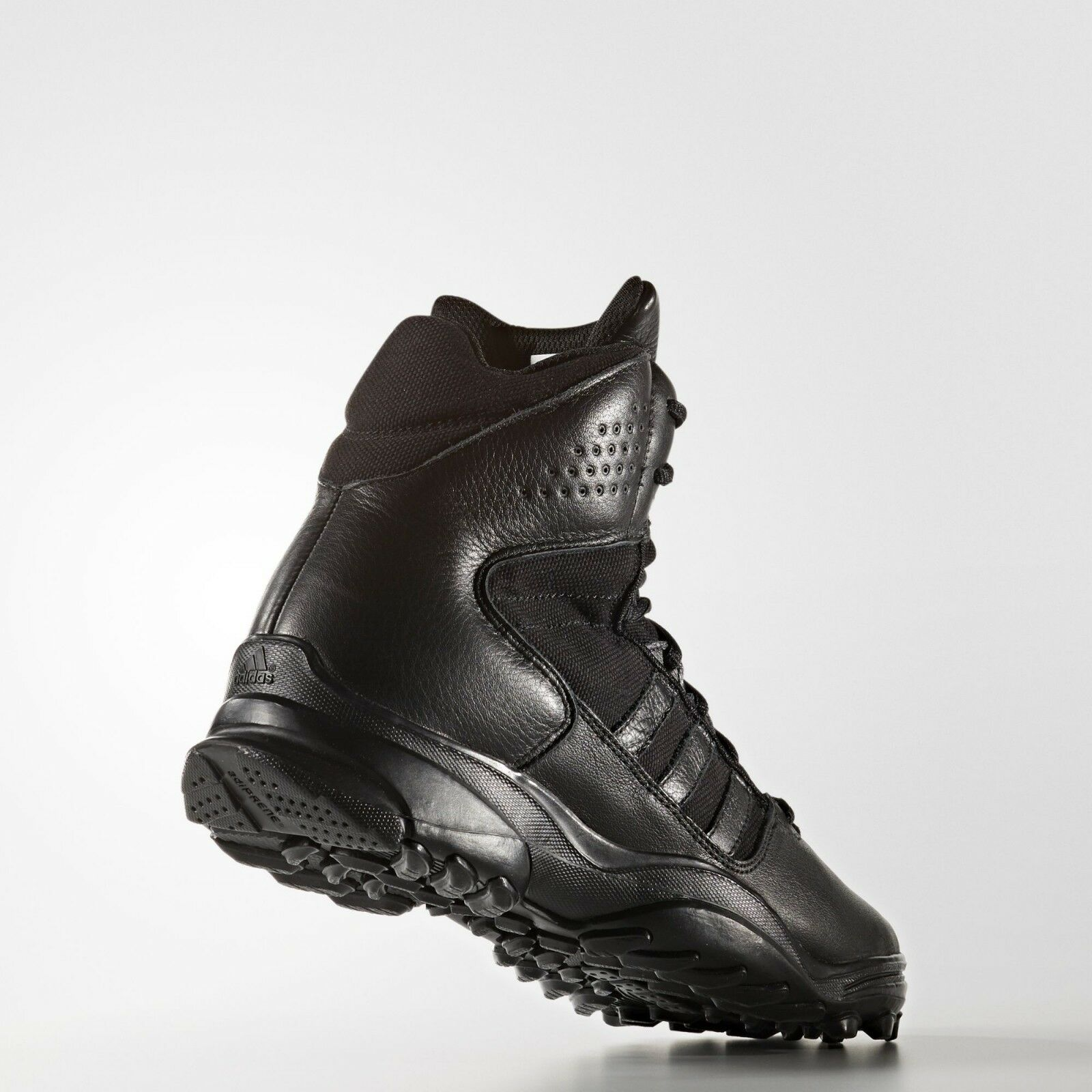 Adidas GSG 9.7 Boots Black Army Boots 9.7 Public Authority Shoes Police Adults Mens SWAT a044ae