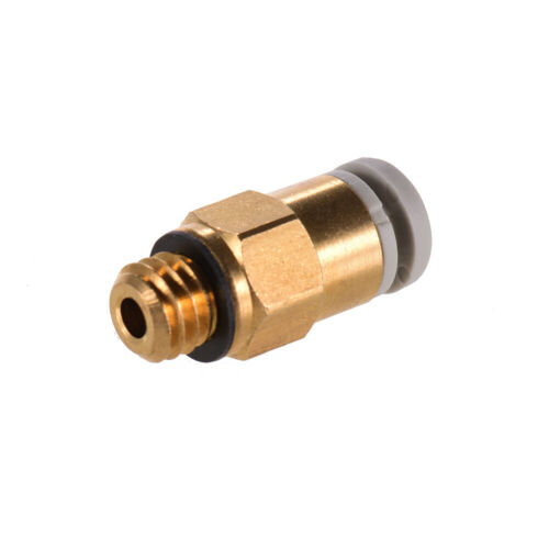 Creality 3D PC4-M6 Pneumatic Air Straight Quick Fitting Connector f//Ender-3 T4Z9