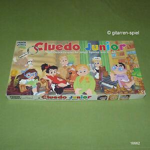 Cluedo Junior Das Detektivspiel Für Junge Spieler Ab 6 Jahren Von