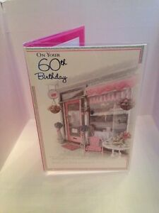 Image Is Loading 60th Birthday Card Sixty Cards For A 60