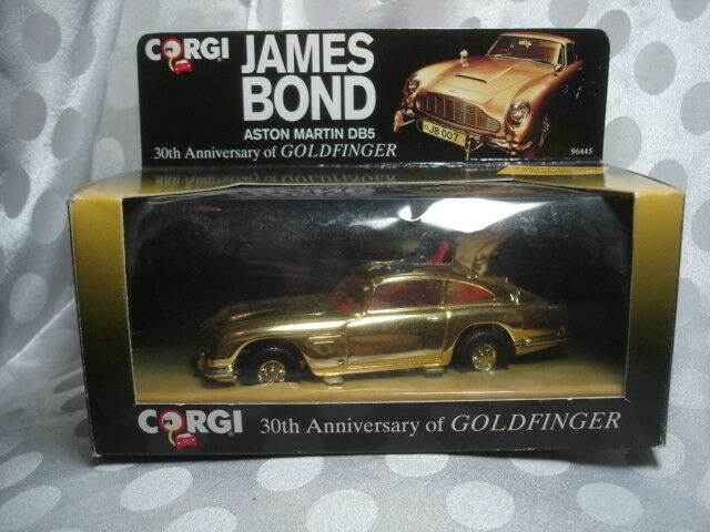 Corgi James Bond 007 Aston Martin Limited Edition Comme  neuf IN BOX  magasin pas cher